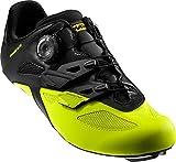 Mavic Cosmic Elite Rennrad Fahrrad Schuhe schwarz/gelb 2019: Größe: 42