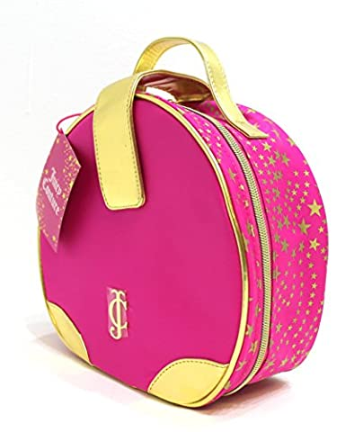 JUICY COUTURE OR ROSE VIF & VANITY/TROUSSE DE MAQUILLAGE *NEUF