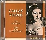 Callas Singt Verdi