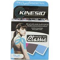 Kinesio Erwachsene Tape Classic Einzelrolle, Blau, 5 x 400 cm, KIN/008 preisvergleich bei billige-tabletten.eu