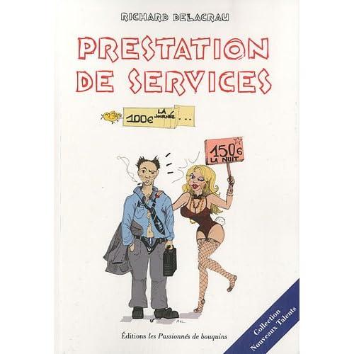 Prestations de services