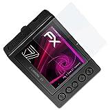 atFoliX Z-Cam E1 Camera Pellicola Vetro - FX-Hybrid-Glass 9H Pellicola Protettiva in Vetro plastica - meglio di vetro a prova di proiettile vero e vetro