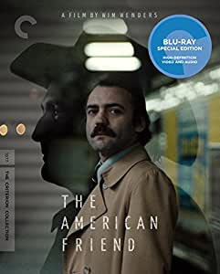 Criterion Collection: American Friend [Blu-ray] [Import anglais]