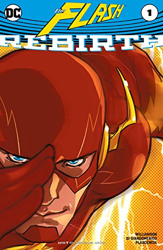 The Flash: Rebirth (2016) #1 (The Flash (2016-)) (English Edition ...