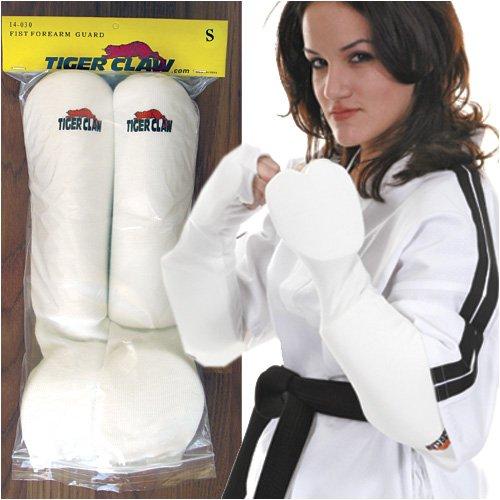 Tiger Claw Fist Unterarmschutz Cloth Fist Unterarmschutz, Large -