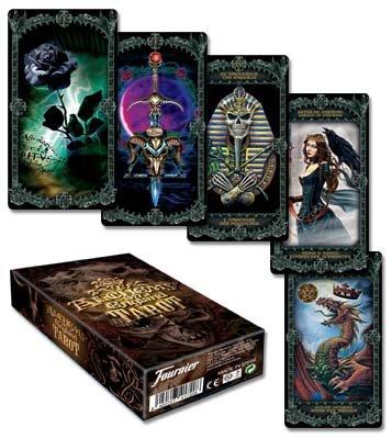 Alchemy Gothic Alchemy Set di carte dei Tarocchi
