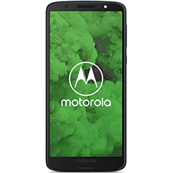 "Motorola moto g⁶ plus 4G 64GB Indigo - Smartphones (15 cm (5.9""), 64 GB, 12 MP, Android, 8, Indigo) [versione Germania]"