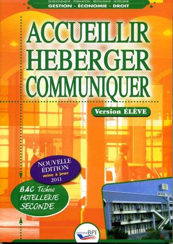 accueillir-hberger-communiquer-2e-bac-techno-htellerie