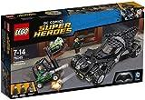 LEGO Super Heroes 76045: Batman v Superman Kryptonite Interception-Parent