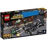 LEGO DC Universe Super Heroes 76045 - Kryptonit-Mission im Batmobil
