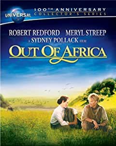 Out of Africa: Universal 100th Anniversary Collect [Blu-ray] [Import anglais]