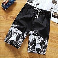 Pantalones Cortos de Playa, Pantalones Cortos de Surf Hawaianos Ocasionales, Pantalones Cortos de Verano para Hombres, Good dress, Grua, XXXL