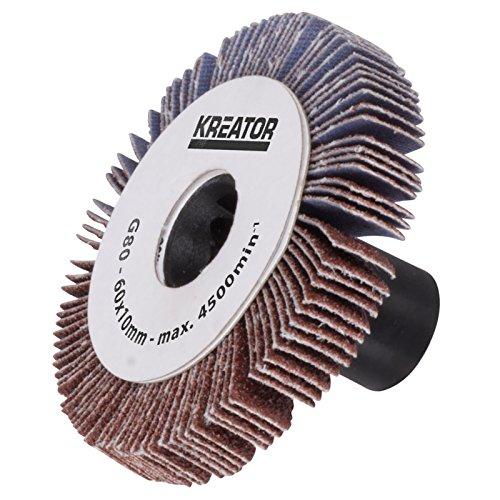 Lamellenrolle K80 Ø 60 mm für Schleifroller KRT270201