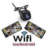 Wifi Umkehr Kamera Realtime Video-Sender Mini-Größe Wasserdichte Nachtsicht Für Iphone Ipad Und Android
