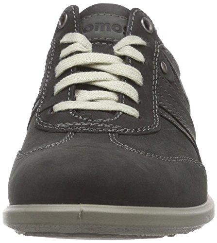 Jomos  Primera, Sneakers Basses homme Noir - Schwarz (schwarz/shark 145-0042)