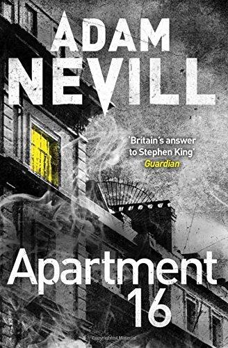 Portada del libro Apartment 16 by Adam Nevill (2013-11-01)