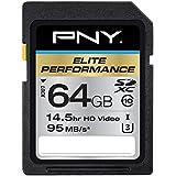 PNY P-SDX64U395-GE Carte mémoire SD 64 Go