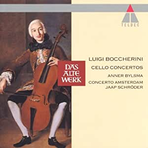 Boccherini : Concertos pour violoncelle