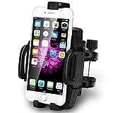 """Expresstech @ Support de téléphone portable Universel Support Fixation Avec 360° Rotatif Compatible avec le 3,5""""-6,0"""" smartphone pour vélo et moto Bicyclette Cyclisme..."""