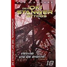 Vaniyaa und die Shonta (Oki Stanwer und das Terrorimperium 18)