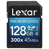 Lexar Platinum II 300x 128GB SDXC U1 Speicherkarte - LSD128BBEU300