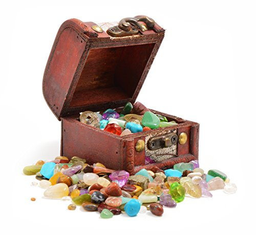Pirates Treasure Chest - Crammed...