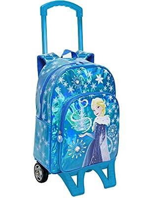 Mochila con Ruedas Disney Frozen Azul 42 cm. Toybags 2018 por Frozen