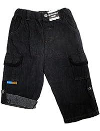 Bright Bots Boys Black Denim Cotton Jeans