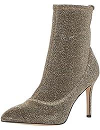 8d7378332 Amazon.co.uk  Gold - Boots   Women s Shoes  Shoes   Bags