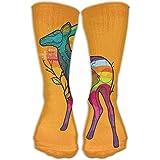 uytrgh Camouflage Realtree Tube Socks für Frauen und Männer - Absolventen für Laufen, Krankenschwestern, Flugreisen, Skifahren und Schwangerschaft - Steigern Sie die Ausdauer und Erholung