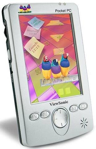 ViewSonic V35 Pocket PC Handheld