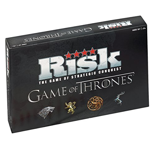 Winning Moves 024518 - Gioco da Tavolo Risk Game of Thrones, Versione Inglese
