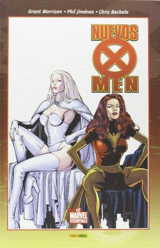 Pack El Mejor Marvel De SD 18: Nuevos X-Men De Morrison - Números De 05 A 07