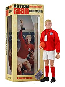 "Action Man AM718 ""Action Man 50th Anniversary Bobby Moore"" Figure"