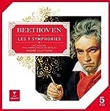 Beethoven : les 9 Symphonies (Coffret 5 CD)