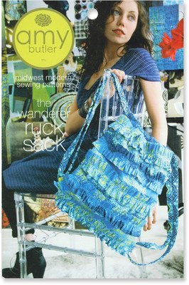 The Wanderer Ruck Sack pattern by Amy Butler by Amy Butler -