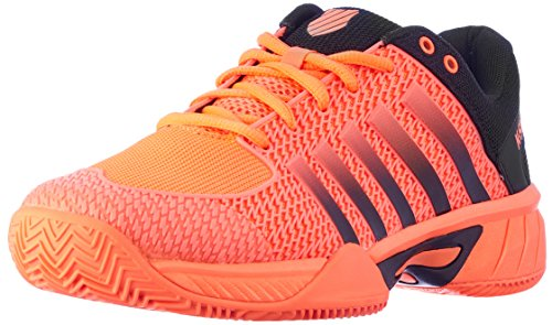 K-Swiss Performance KS Tfw Express Light HB, Scarpe da Tennis Uomo, Arancione (Neon Blaze/Black 22), 42.5 EU