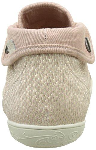 Pldm De Palladium Gaetane Ysi, Sneaker À Collo Alto Donna Rose (light Gold / Pale Pink)