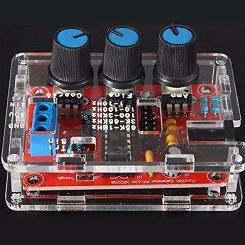 HALJIA XR2206 DC 9V-12V Generador señal función