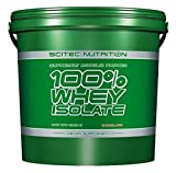 Scitec Nutrition 100% Whey Isolate, 4000 grammi, Cioccolato