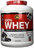 All Stars 100% Whey Protein, Cookies & Cream, 1er Pack (1 x 2270 g)