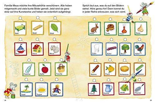 Fragenbär Vorschule: Buchstabenspiele und erstes Schreiben (Lerne mehr mit Fragenbär) - 9