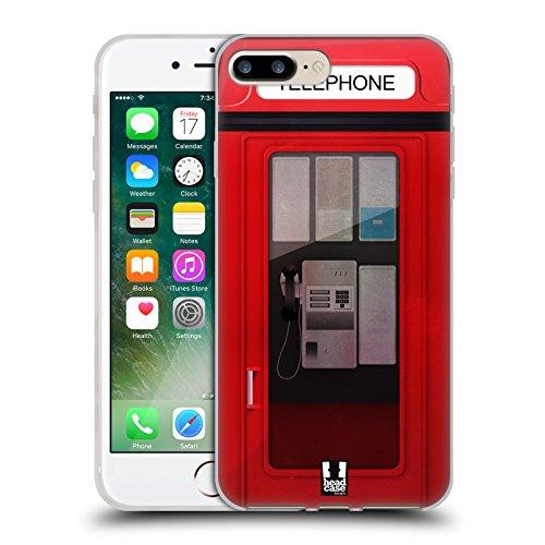 Head Case Designs Di Corsa Tie Dye S2 Cover Morbida In Gel Per Apple iPhone 7 / iPhone 8 K8