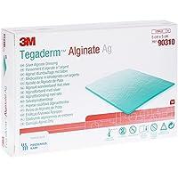 Tegaderm Alginate Ag FK Wundauflage 5x5 cm 90310, 10 St preisvergleich bei billige-tabletten.eu