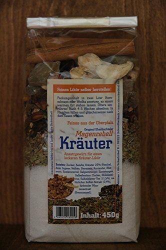 Likör Magenrebell Kräuter Menge:450g