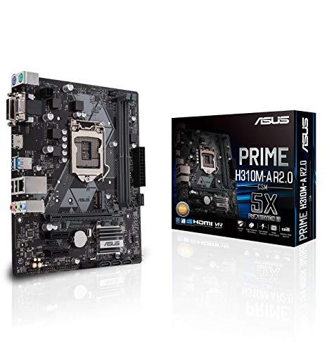 Hdmi-dvi-vga-motherboard (Asus LGA1151 (300 Serie) DDR4 HDMI VGA DVI ATX Motherboard Motherboard Prime H310M-A R2.0 / CSM)