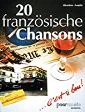 Image of Zwanzig französische Chansons