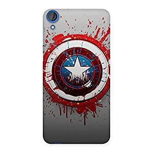 Enticing Bloodsheilds Back Case Cover for HTC Desire 820