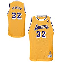 Magic Johnson Los Angeles Lakers NBA – Camiseta de Soul Jersey ...