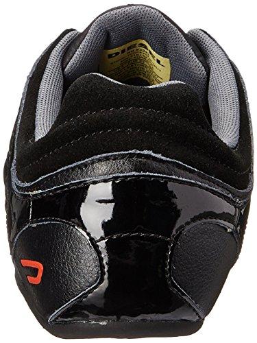 Diesel Korbin Ii Lux Homme Baskets Mode Noir Noir